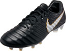 Nike Tiempo Legend VII FG - Black & White