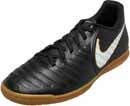 Nike TiempoX Rio IV IC - Black & White