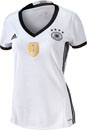 adidas Womens Germany Home Jersey 2015-2016