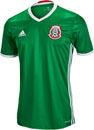 adidas Mexico Home Jersey 2016-17