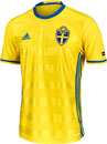 2016 Sweden Home Jersey