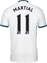 adidas Anthony Martial Manchester United 3rd Jersey 2016-17