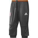 adidas Bayern Munich 3/4 Training Pant - DGH Solid Grey