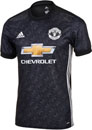 adidas Manchester United Authentic Away Jersey 2017-18