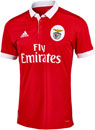 adidas Benfica Home Jersey 2017-18
