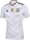 adidas Germany Authentic Home Jersey 2017-18