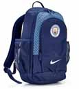 Nike Manchester City Stadium Backpack - Midnight Navy & Field Blue