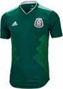 adidas Mexico Authentic Home Jersey 2018-19