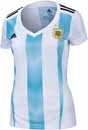 adidas Womens Argentina Home Jersey 2018-19