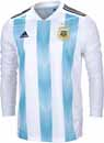 adidas Argentina L/S Home Jersey 2018-19