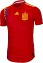 adidas Spain Authentic Home Jersey 2018-19