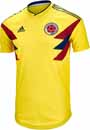 adidas Colombia Authentic Home Jersey 2018-19