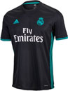adidas Real Madrid Away Jersey 2017-18