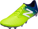 New Balance Furon Pro FG Soccer Cleats - Toxic and Pacific