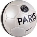 Nike PSG Prestige Soccer Ball - White & Multi Color