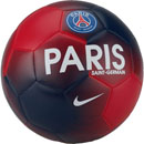 Nike PSG Prestige Soccer Ball - Challenge Red & Midnight Navy