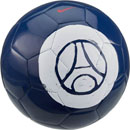 Nike PSG Supporters Soccer Ball - Midnight Navy