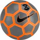 Nike Menor X Futsal Ball - Wolf Grey & Total Orange