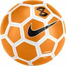Nike Menor X Futsal Ball - Orange & White