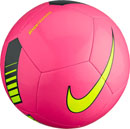 Nike Pitch Training Soccer Ball - Hyper Pink & Black