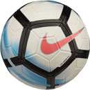 Nike Strike Soccer Ball - White & Blue Orbit