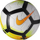 Nike Magia Match Soccer Ball - White & Laser Orange