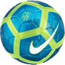Nike Strike Soccer Ball - Neymar - Blue Orbit & Volt