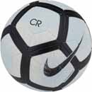 Nike CR7 Prestige Soccer Ball - White & Black