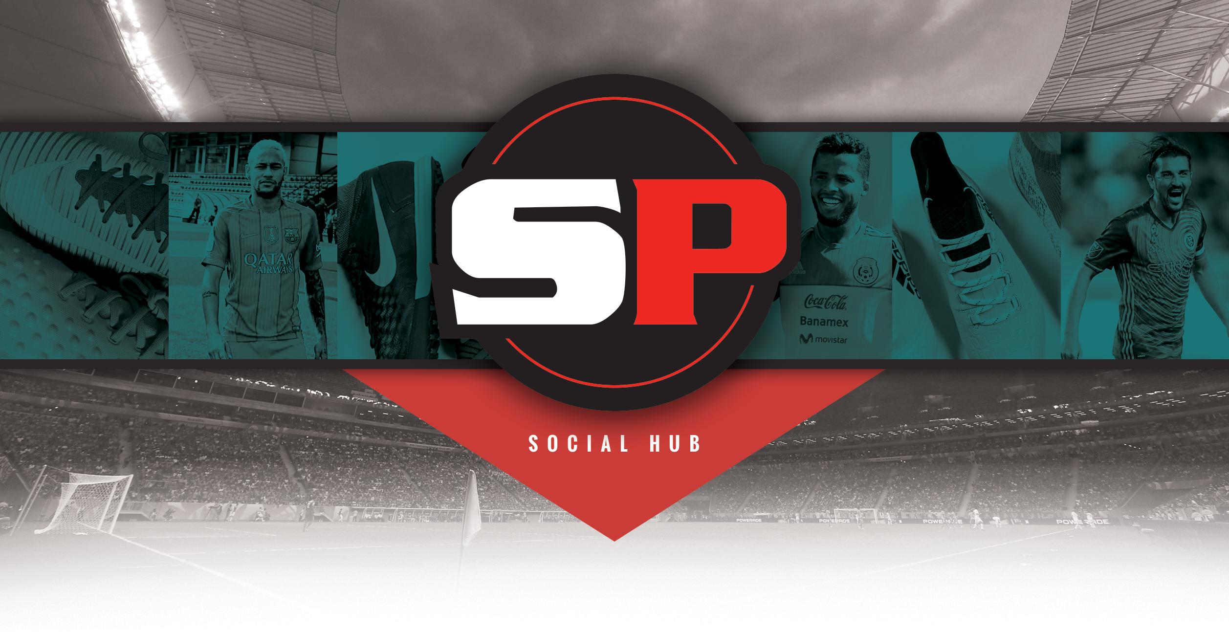 Soccerpro.com Social Hub