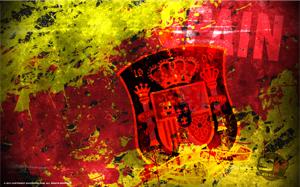Spain Soccer Desktop Wallpaper