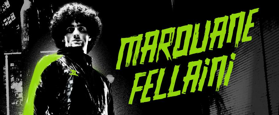 fellaini warrior