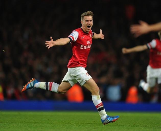 Ramsey-Arsenal-Liverpool
