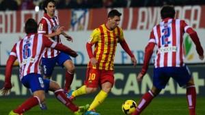 Messi-Atletico