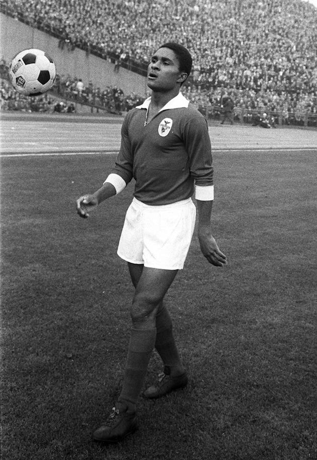 Eusebio-Benfica