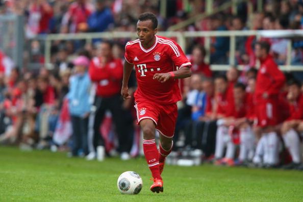 Julian Green for Bayern