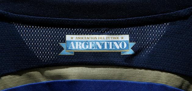 Argentina away back