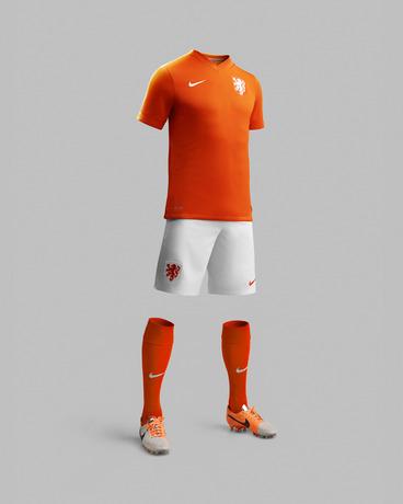 full Holland home kit