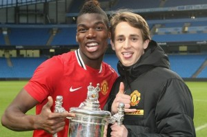 Pogba and Januzaj
