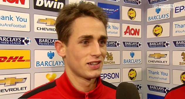 Januzaj interview