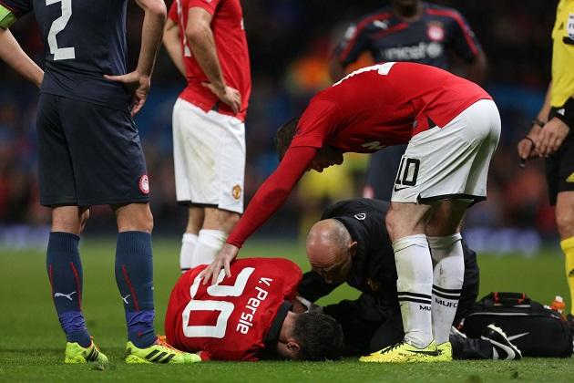 RVP injury