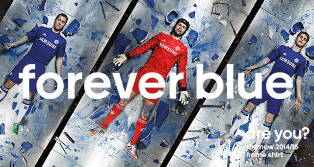 Chelsea: Forever Blue