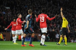 Man United vs. Bayern CL