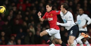 Chicharito Man United