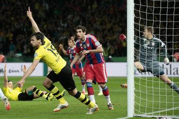 Dortmund non-goal