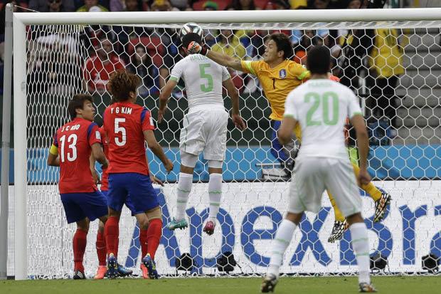 Algeria vs. South Korea