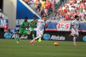 Dempsey vs. Nigeria