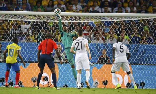France vs. Ecuador