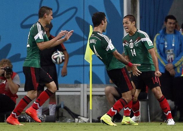 Mexico vs. Croatia