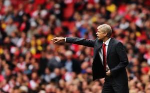 Arsenal's Wenger