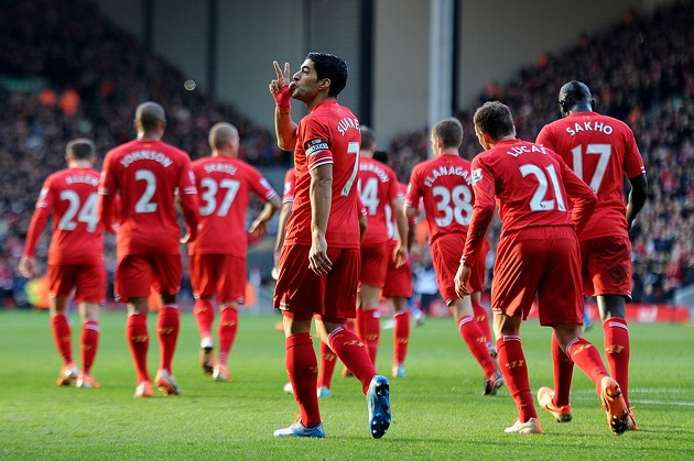 Liverpool FC 2014